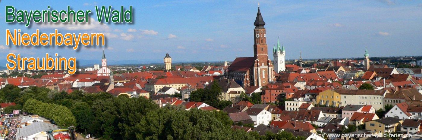 bayerischer-wald-unterkunft-niederbayern-ausflugsziele-straubing-stadt