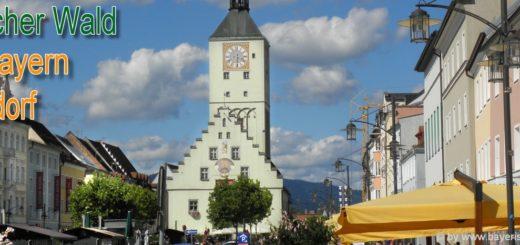 bayerischer-wald-unterkunft-niederbayern-sehenswürdigkeiten-deggendorf-stadplatz