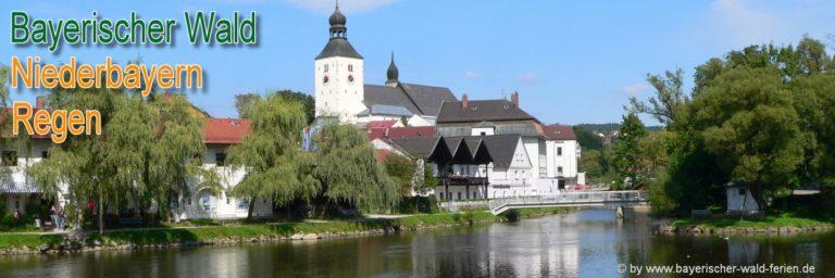 bayerischer-wald-unterkunft-niederbayern-sehenswürdigkeiten-regen-stadt