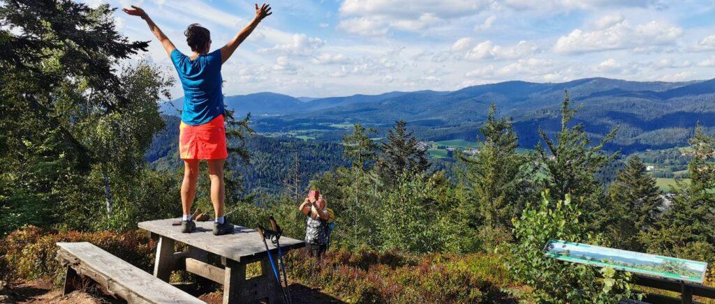 Bayerischer Wald Wanderurlaub Kleidung für den Urlaub günstig online kaufen