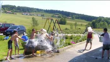 Familienfreundlicher Ferienhof in Bayern in Süddeutschland