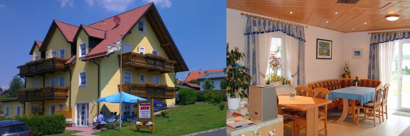 pension beer m hring ferienwohnung im stiftland zimmer mit fr hst ck. Black Bedroom Furniture Sets. Home Design Ideas