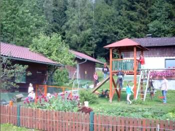 Pension Kinderfreundlich und familienfreundlich m Bayerwald
