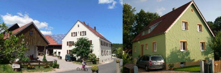 Ferienhaus bei Freudenberg und Hirschau - Bauernhof Biehlerhof bei Amberg