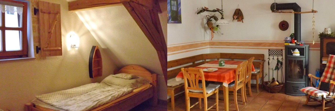 Monteurunterkünfte, Monteurwohnungen und Monteurzimmer in Amberg