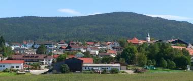 Bayerischer Wald Tagesausflug Bild ID: bodenmais-bayerischer-wald-ortschaft-ansicht-panorama-380