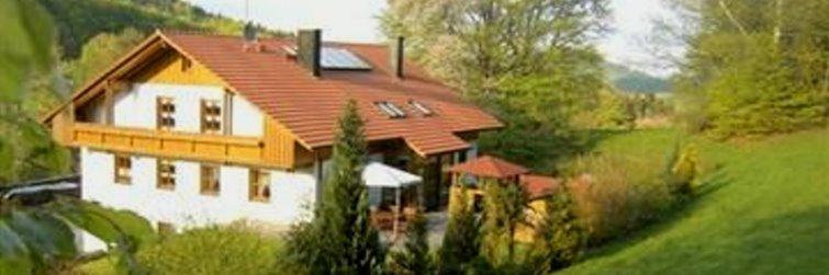Ansicht Foto der Familien Unterkunft nähe Roßbach Wald und Bernhardswald