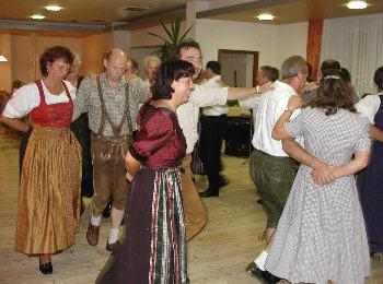 Volkstanz Brauchtum aus der Oberpfalz