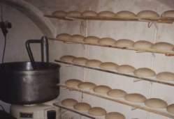 Ferienhof in Rinchnach Brotbacken am Bauernhof