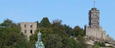 brennberg-burgruine-aussichtsturm-bayerwald-donauebene-panorama