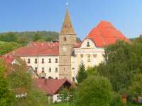 Kloster Frauenzell bei Brennberg