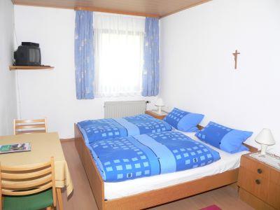 Gasthof mit Zimmer und Ferienwohnung in Bayern Doppelzimmer Einzelzimmer