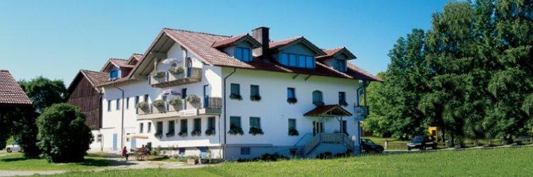 Pension Unterkunft im Bayerwald - Forellen Pension Brunner Achslach
