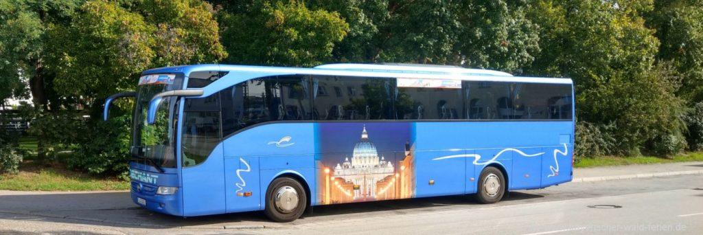 Bayerischer Wald Busreisen Unterkunft für Reisebusse in Bayern