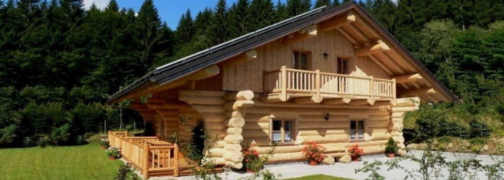 Bayerischer Wald Luxus Chalets in Bayern mieten - Luxushütten für 2 - 4 Personen