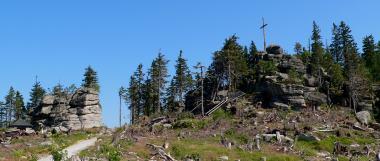 Bayerwaldberge Wandern Dreisessel