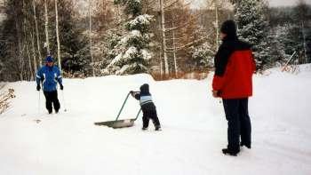 Winterurlaub und Skiurlaub im Bayerwald
