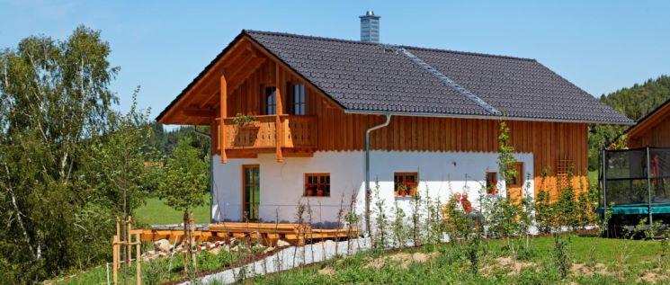 Urlaub im Sacherl in Bayern Luxus Chalet Ferienwohnung mieten
