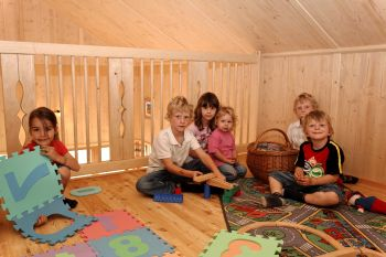 Kinderparadies in Bayern
