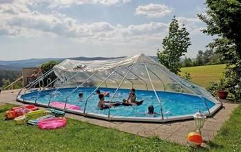 Ferienhaus mit Pool - Kinderfreundlicher Urlaub