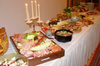 Regensburg Buffet essen Hochzeitbuffets und Geburtstagsfeiern
