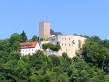 Wandertipps Bayern - Wallfahrtskirche Streicherröhren