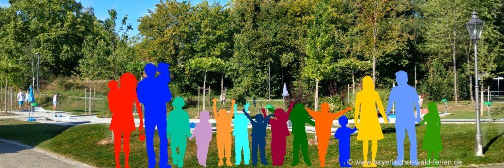 Bayern Ferienanlagen für Familien mit Kindern in Deutschland
