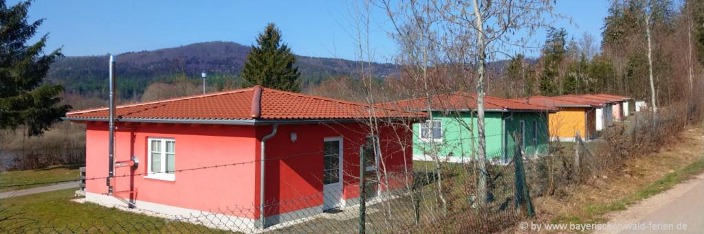 Bayerischer Wald Ferienparks in Niederbayern und der Oberpfalz