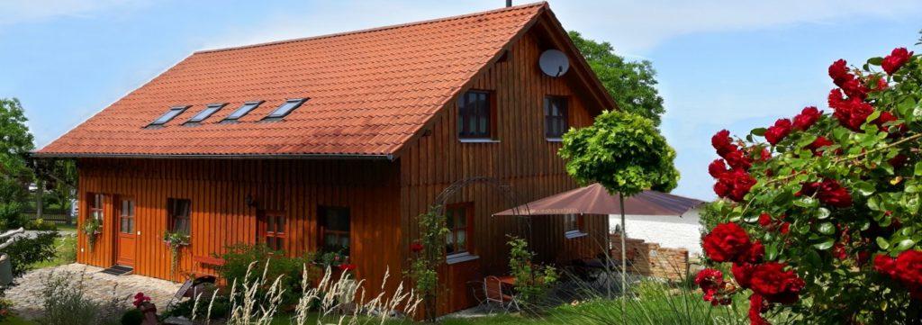 Bayerischer Wald Ferienhaus für Gruppen in Bayern