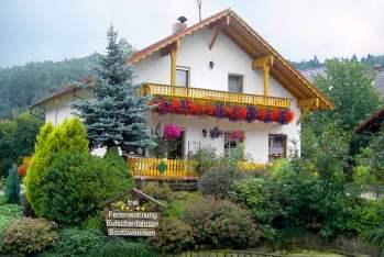 Ferienhof bei Cham in Bayerwald - Reiturlaub, Angelurlaub, Kanutoren