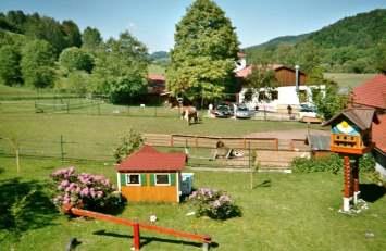 Kinderfreundlich und familienfreundlich im Bayerwald