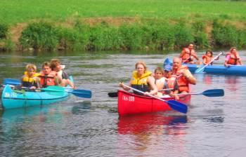 Kanuverleih, Bootswandern und Kanutouren in Bayern im Bayerischen Wald
