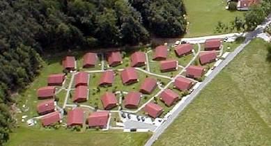 Blockhäuser Ferienpark / Feriendorf im Landkreis Cham
