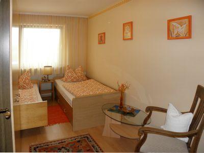 Ferienwohnung nähe Rimbach - Kinderzimmer mit Einzelbetten