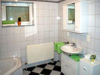 Unterkunft mit Badezimmer mit Badewanne Urlaub in Deutschland