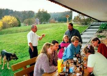 Ferien auf dem Lande nähe der Gäuboden Stadt Straubing