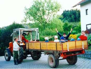 Bauernhofurlaub & Familienurlaub am Land in Bayern
