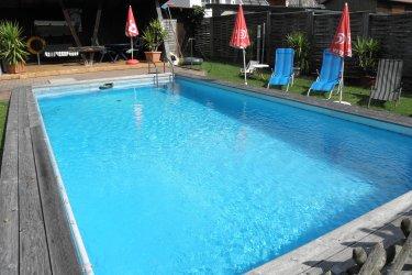 Ferienwohnung mit Pool im Landkreis Cham