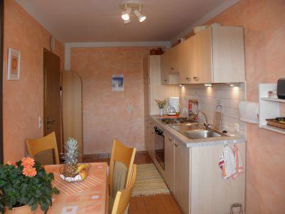 Essen und Kochen in der Ferienwohnung in Arnschwang bei Furth