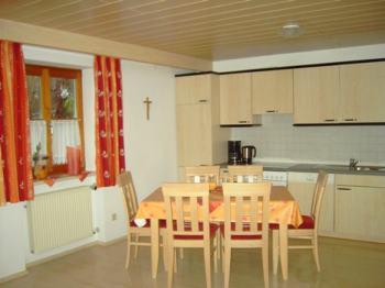 Bilder und Fotos der Ferienwohnung in Prackenbach