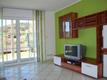 Ferienwohnung mit Wohnzimmer in Bayern