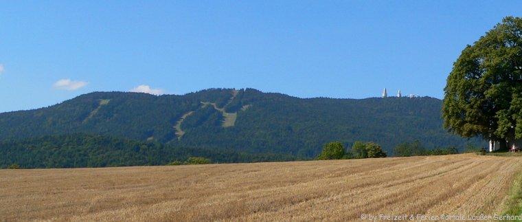 Ferienwohnung Schamberger am Hohen Bogen Berg