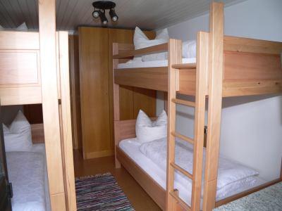 Ferienwohnung Etagenbett Urlaub in Bayern