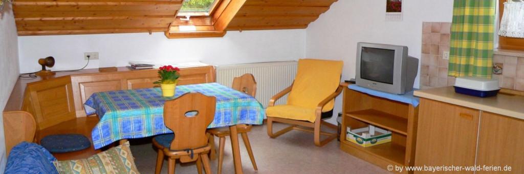 Selbstversorger Ferienwohnungen für große Gruppen in Bayern