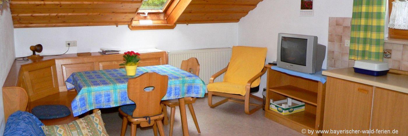 Preiswerte Ferienwohnungen in Bayern