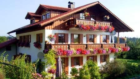 Ferienhaus Urlaub Bayern