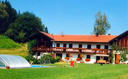Ferienwohnungen in Achslach bei Teisnach
