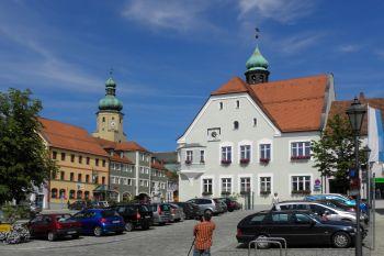 Ferienwohnung an der Grenze zu Tschechien / Bayerischer Wald
