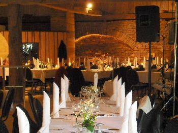 Event Location Bayern Restaurant Saal für Firmenfeier