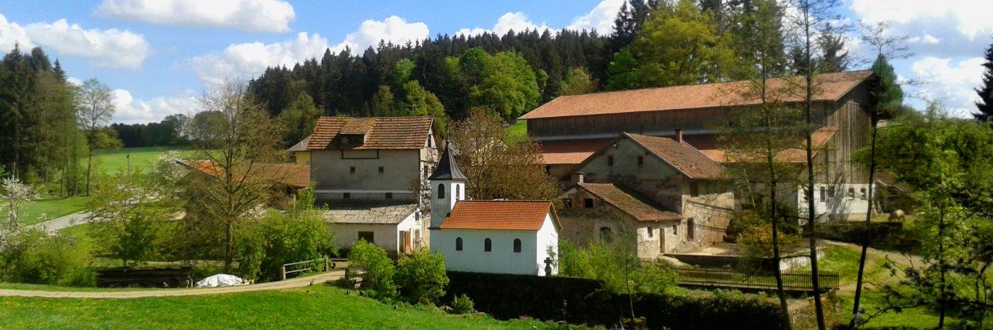 Familien Bauernhof Ferienwohnung in Deutschland Reise Ferienhof in Bayern